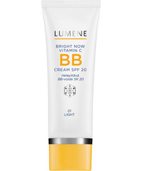 Lumene Rozjasňující BB krém Bright Now Vitamin C SPF 20 (BB Cream) 50 ml