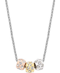 Morellato Ocelový tricolor náhrdelník Drops Jewel SCZ335