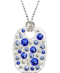 Troli Náhrdelník Bubble 28 x 21 Sapphire