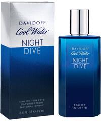 Davidoff Cool Water Night Dive - toaletní voda s rozprašovačem