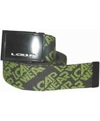 LOAP Opasek Rosello Shadow/Green OC121-T15N