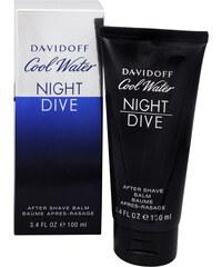 Davidoff Cool Water Night Dive - balzám po holení