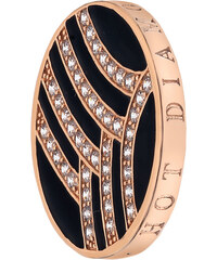 Hot Diamonds Přívěsek Emozioni Art Deco Curve Rose EC114-134