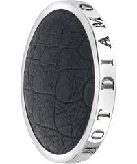 Hot Diamonds Přívěsek Emozioni Faux Crocodile Black EC080-090
