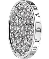Hot Diamonds Přívěsek Emozioni Ice Sparkle Coin EC011-EC049