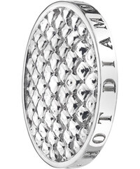 Hot Diamonds Přívěsek Emozioni Silver Sparkle Coin EC017-EC054