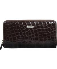 Lagen Dámská hnědá kožená peněženka Brown 3771/2-2