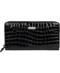 Lagen Dámská černá kožená peněženka Black 3771/2-4