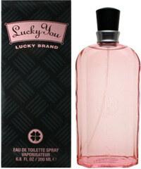 Lucky Brand Lucky You For Women - toaletní voda s rozprašovačem