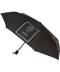 Blooming Brollies Skládací deštník New Keep Calm CKCF