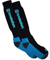 Horsefeathers Ponožky na snowboard Spirit Blue AA418G