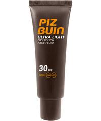 Piz Buin Ultra lehký nemastný fluid na opalování obličeje Ultra Light SPF 30 (Dry Touch Face Fluid) 50 ml