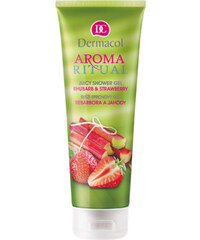 Dermacol Svěží sprchový gel Rebarbora a Jahody 250 ml