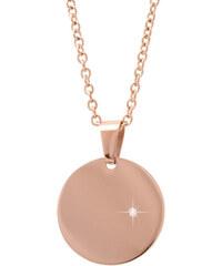 Scream Bronzový náhrdelník SH241S