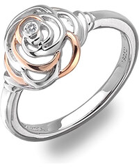 Hot Diamonds Prsten Eternal Rose DR123