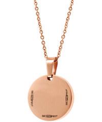 Scream Bronzový náhrdelník s přívěskem SH239S