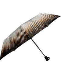 Doppler Dámský skládací plně automatický deštník Rain Art Magic Carbonsteel - hnědý 744765RA-02