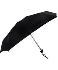 Doppler Skládací mechanický deštník Handy - černý 722636DSZ
