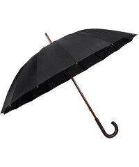 Doppler Pánský holový mechanický deštník London - černý 74166