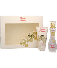 Christina Aguilera Woman - parfémová voda s rozprašovačem 30 ml + sprchový gel 50 ml