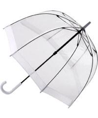 Fulton Dámský průhledný holový deštník Birdcage 1 White L041-3