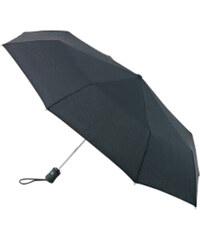 Fulton Pánský skládací plně automatický deštník Open & Close-3 Liverpool Black L345