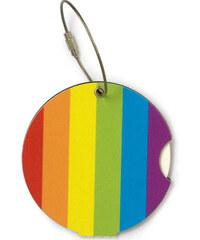 Suitsuit Jmenovka na kufr Addatag P118 Rainbow