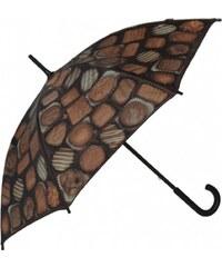 Blooming Brollies Dámský holový deštník Chocolates ARCHOC