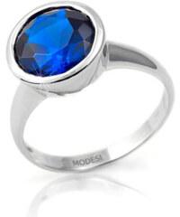 Modesi Prsten Dark Blue QJRY4034LW