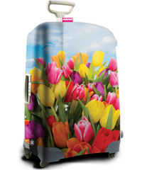 Suitsuit Obal na kufr 9003 Tulips