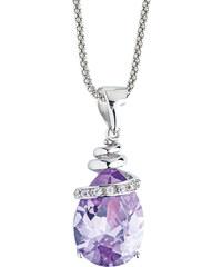 Preciosa Náhrdelník Elegant Violet 5026 56
