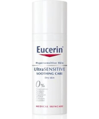 Eucerin Zklidňující krém pro suchou pleť UltraSENSITIVE (Soothing Care Dry Skin) 50 ml