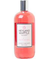 Heyland & Whittle Pěna do koupele Neroli & Rose (Luxury Foam Bath) 500 ml