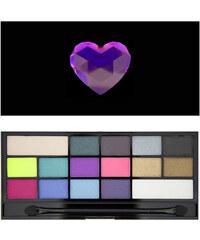 Makeup Revolution Zázračná paletka očních stínů Hřích I LOVE MAKEUP (Wonder Palette Sin)