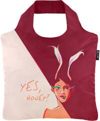 Ecozz Ekologická taška Pop Art 1 - Bunny PA01