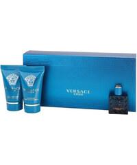 Versace Eros - toaletní voda 5 ml + balzám po holení 25 ml + sprchový gel 25 ml