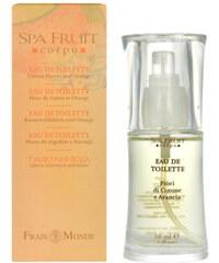 Frais Monde Toaletní voda Bavlník a pomeranč (Spa Fruit Cotton Flower And Orange) 30ml