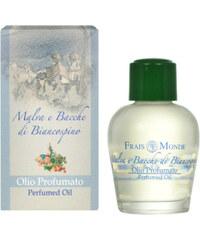 Frais Monde Parfémovaný olej Slézový Květ a Bobule Hlohu (Mallow And Hawthorn Berries Perfumed Oil) 12 ml