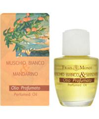 Frais Monde Parfémovaný olej Bílý mošus a mandarinka (White Musk And Mandarin Orange Perfumed Oil) 12 ml