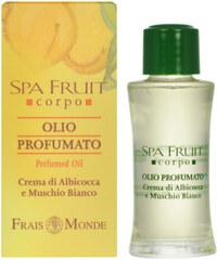 Frais Monde Parfémovaný olej Meruňka a bílý mošus (Spa Fruit Apricot And White Musk Perfumed Oil) 10 ml