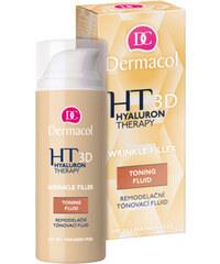 Dermacol Remodelační tónovací fluid SPF 30 (Hyaluron Therapy 3D Wrinkle Filler Toning Fluid) 50 ml