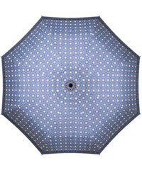 Doppler Dámský skládací mechanický deštník Stars&Stripes - modrý 722651S