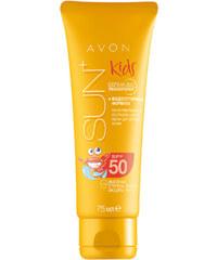 Avon Voděodolný krém na opalování pro děti pro citlivou pokožku SPF 50 Sun+ Kids 75 ml