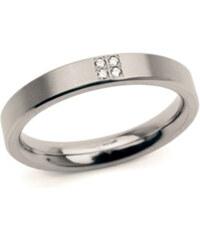 Boccia Titanium Snubní titanový prsten 0120-01
