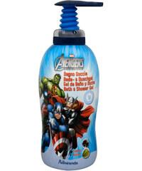 EP Line Koupelový a sprchový gel pro děti Avengers 1000 ml