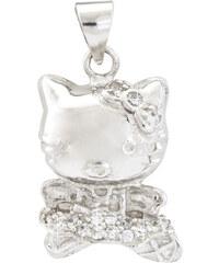 Zuzu Stříbrný přívěsek Hello Kitty EH013AG