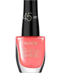 Astor Lak na nehty Quick & SHINE 8 ml