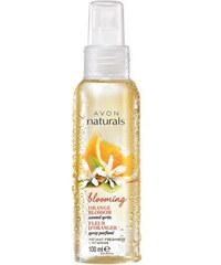 Avon Tělový sprej s Pomerančovým Květem Naturals Blooming 100 ml