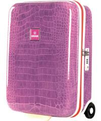 Suitsuit Cestovní kufr 35L TR-1133/2-50 Purple Crocodile
