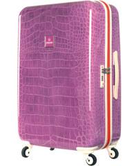 Suitsuit Cestovní kufr 86L TR-1133/2-67 Purple Crocodile
